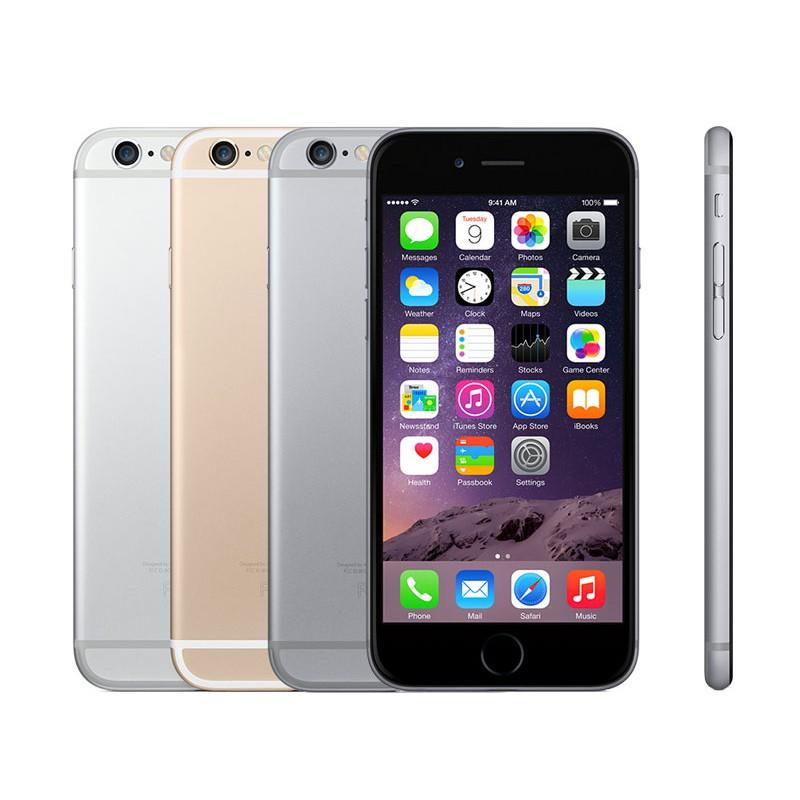 ไอโฟน6 apple iphone6 && (16 GB) iphone โทรศัพท์มือถือ ไอโฟน6 apple ไอโฟน 6 【นอกเครื่อง】มือสอง iPhone6 Plus หน่วยความจำ