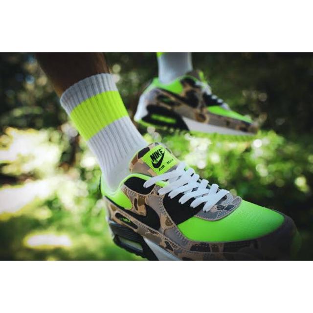 AIR MAX 90 GREEN CAMO💚