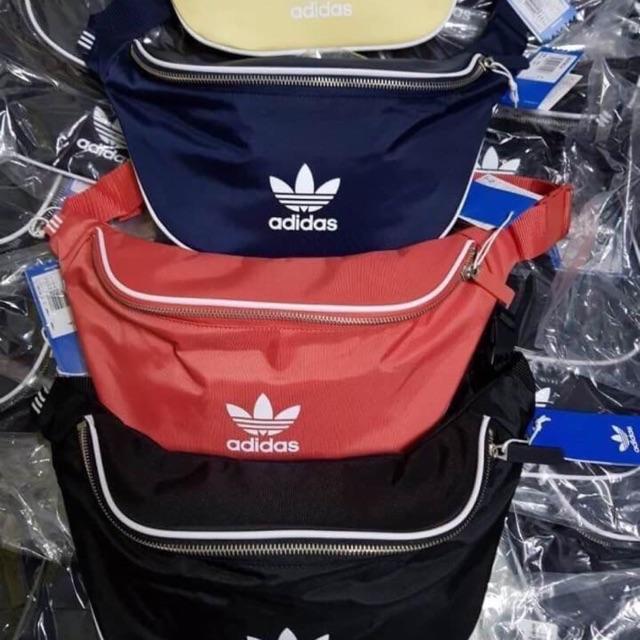 Asidas pride bum bag สีใหม่  b4dd67319bb2e