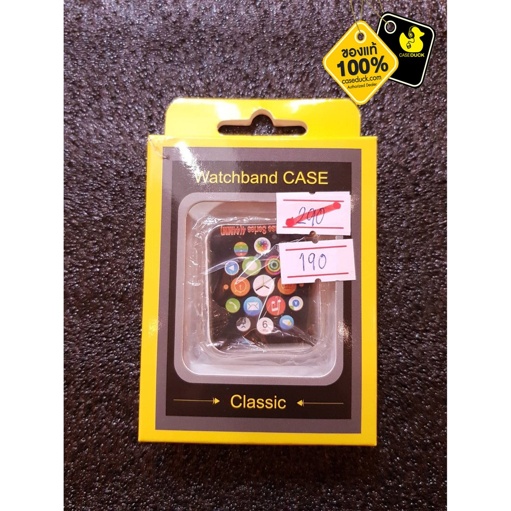 Apple Watch (40/44 mm) Watchband CASE Classic