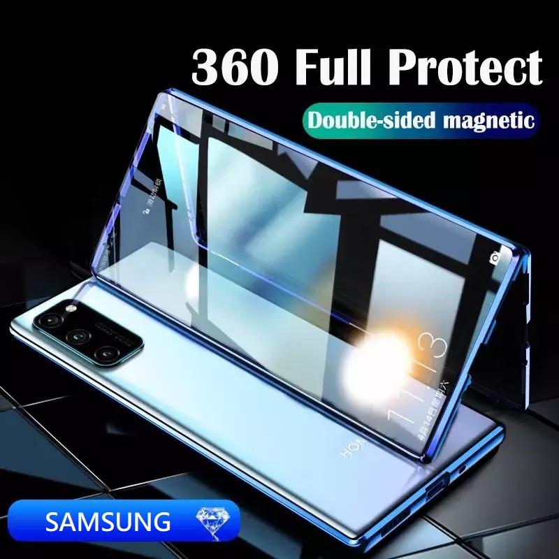 เคสโทรศัพท์มือถือแบบสองด้านสําหรับ Samsung A 71 2020 , A51 2020 , Note 10 Lite , Note 10 Plus