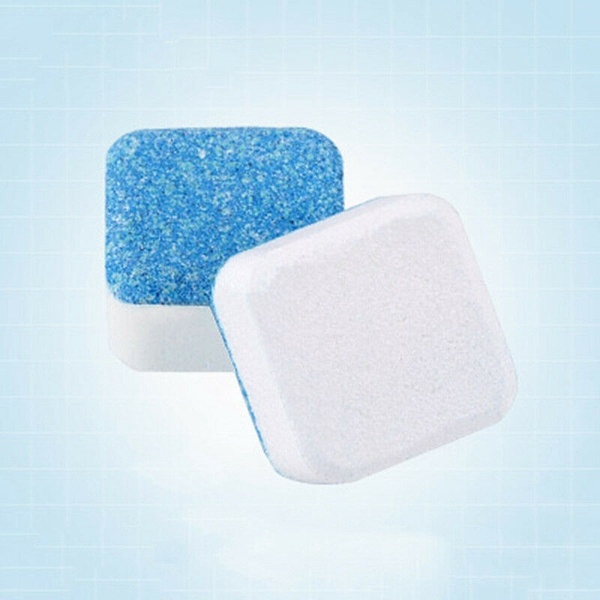 Washing Machine Cleaner Washer Cleaning Detergent Effervescent Tablet Washer Cleaner