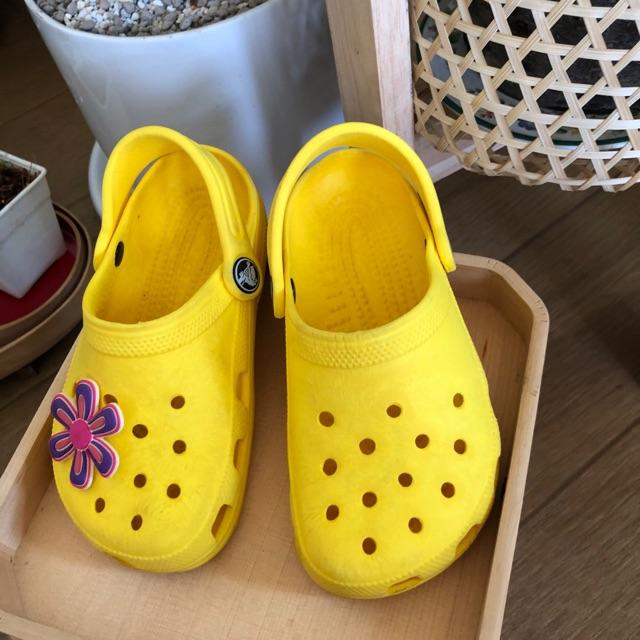 รองเท้าเด็ก crocs ของแท้