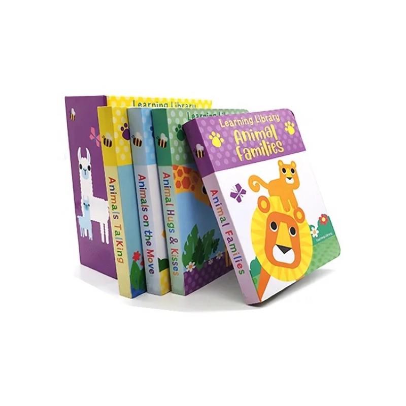 หนังสือเด็ก First Books 📚 all about animals (4 books/set)