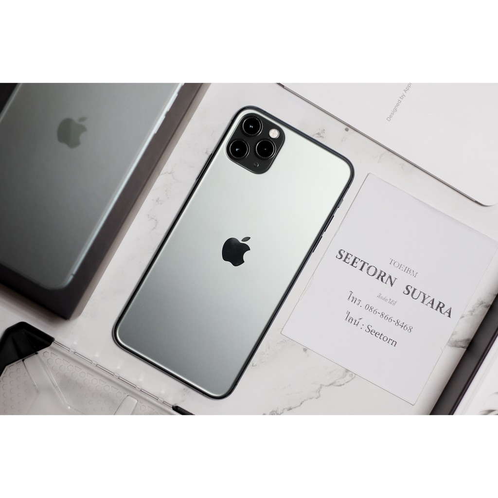 Apple iPhone 11 Pro Max 256GB ประกันศูนย์เหลือ สภาพนางฟ้า