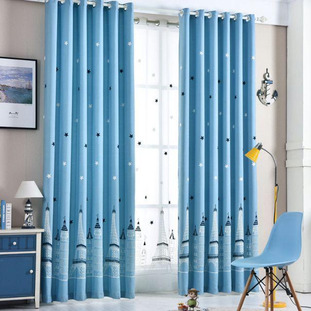 TN ผ้าม่านหน้าต่างสำเร็จรูป ผ้าม่านประตู สำเร็จรูป ผ้าม่านกั้นห้อง กันแสง ผ้าหนา ตาไก่