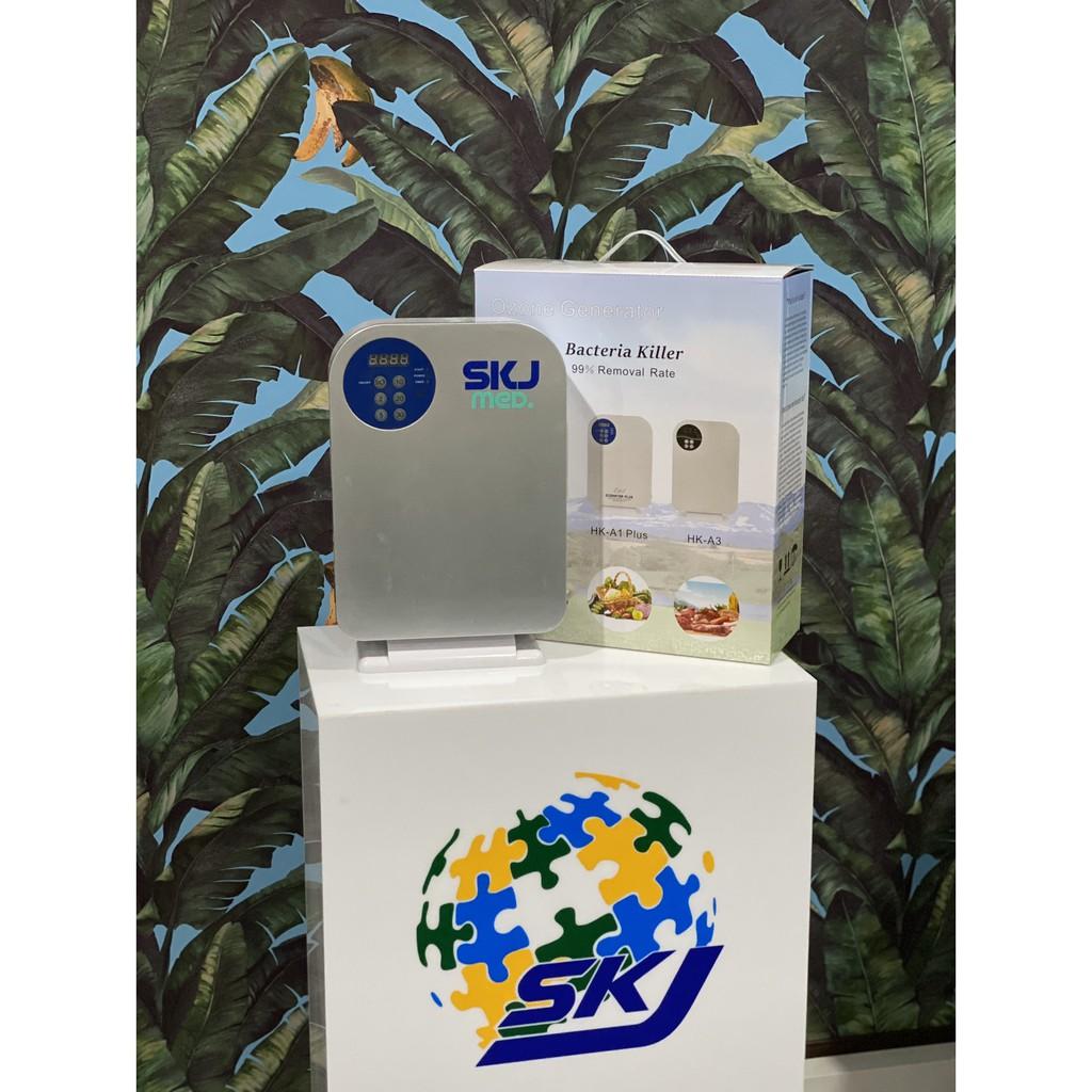Ozone Sterilizer HK-A1 เครื่องผลิตก๊าซโอโซนอเนกประสงค์ เคลื่อนย้ายสะดวก