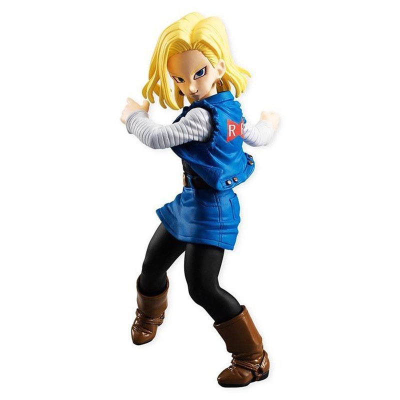 ☘️ashleg☘️Dragon Ball Z Styling Android 18 Action Figure