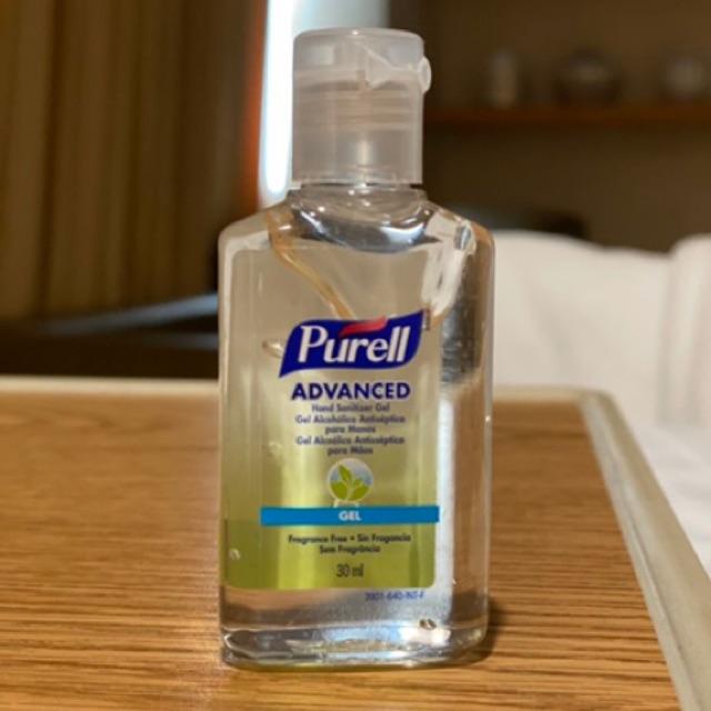 🇺🇸🇺🇸Purell เจลล้างมือชนิด คุณภาพสูง 70% ฆ่าเชื้อโรคบนมือ99.9%แบบขวดพกพา 30 ML