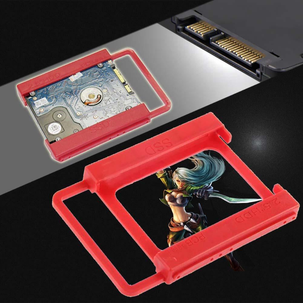 อะแดปเตอร์ 2.5 to 3.5 Adapter Bracket SSD HDD Notebook