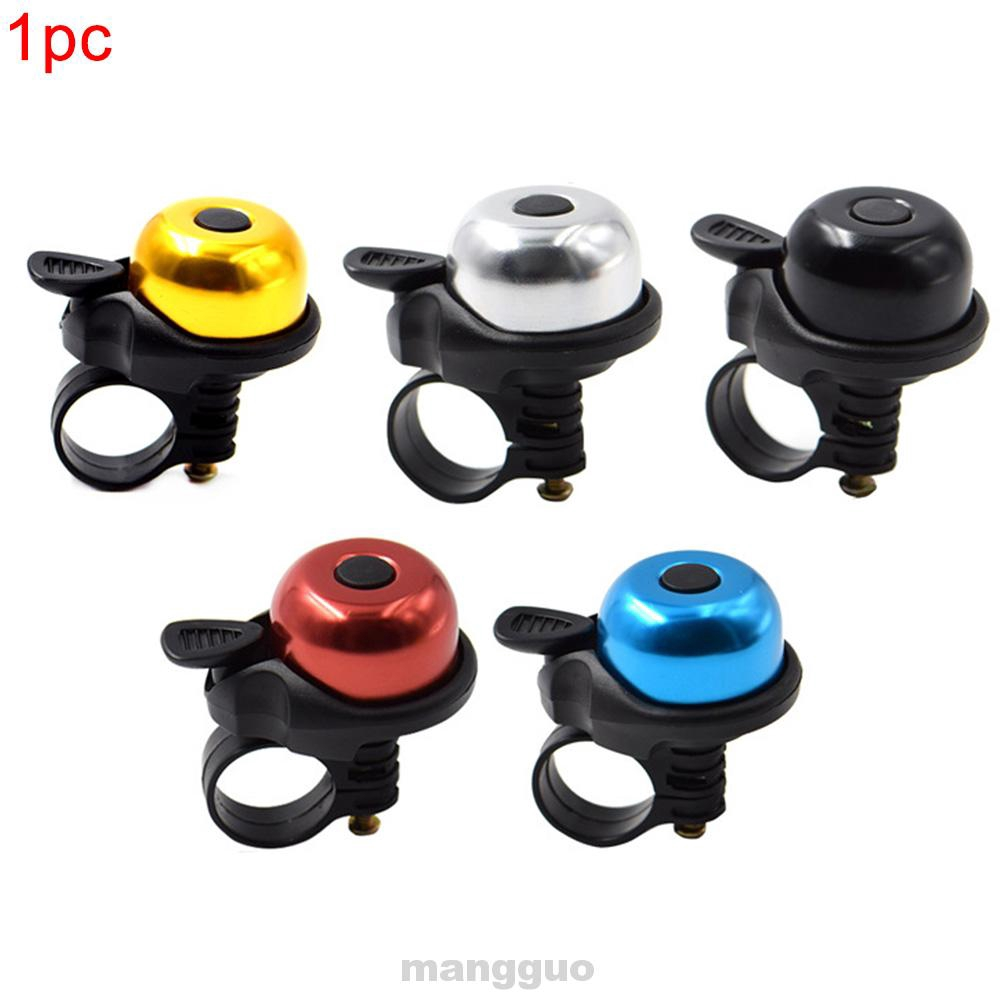 Outdoor Handlebar Sound Bell 1 PC Alarm Handlebarbell Fashion Cycling Alarm FM