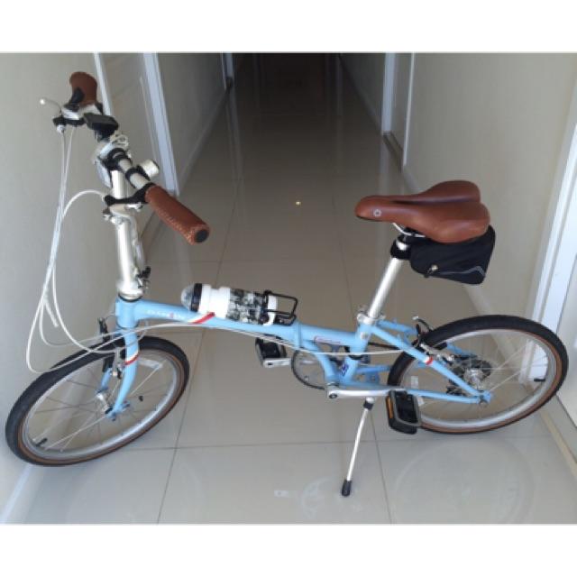 จักรยานพับได้ Dahon boardwalk D7