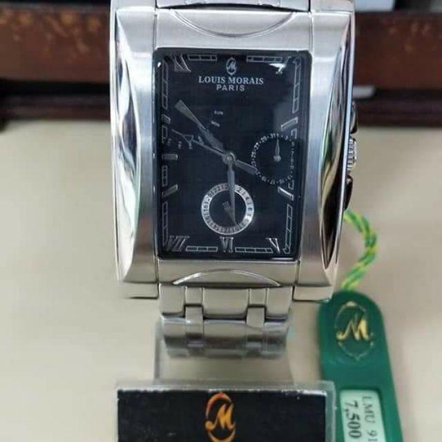 นาฬิกาLOUIS MORAIS ของเเท้จากศูนย์