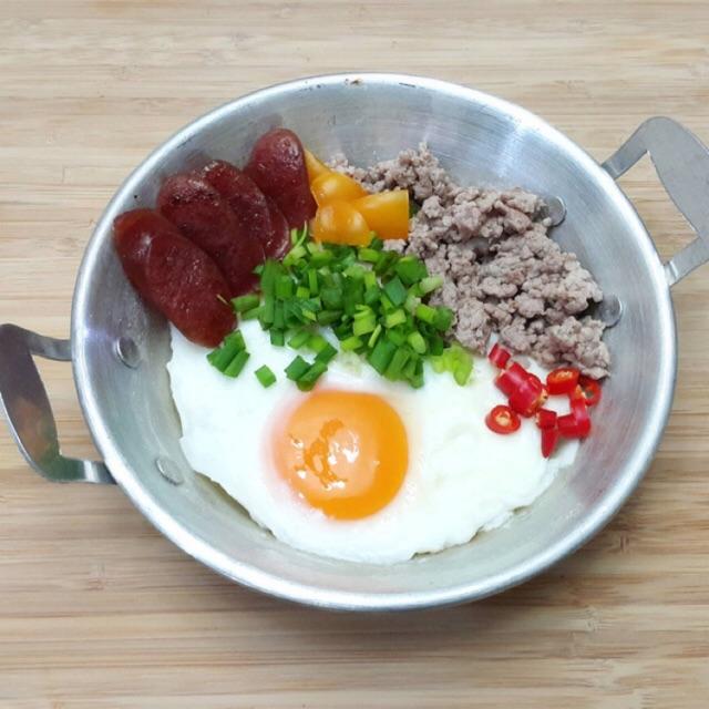 กระทะไข่ดาว กระทะทอดไข่ ไข่กระทะ ขนาด 17 ซม. | Shopee Thailand