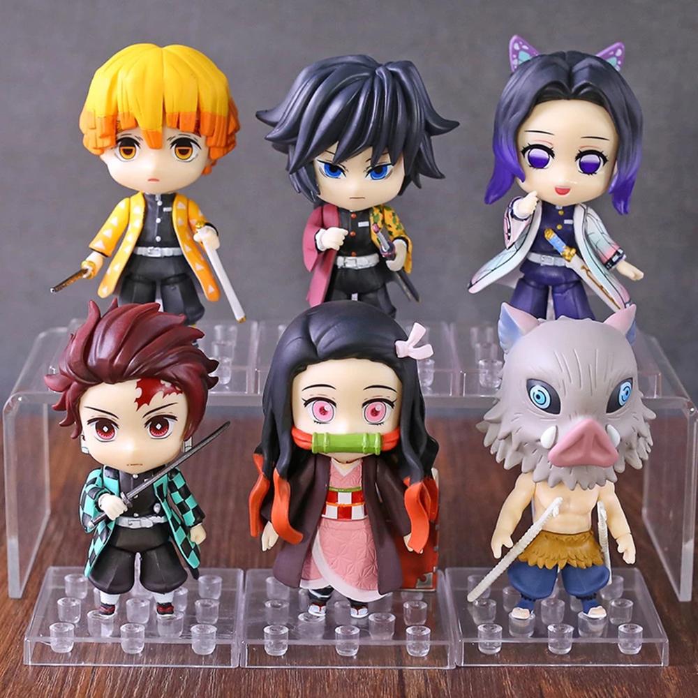 PVC Action Figure skytube  Model Dolls Toys Anime Native Momo Sitting Ver