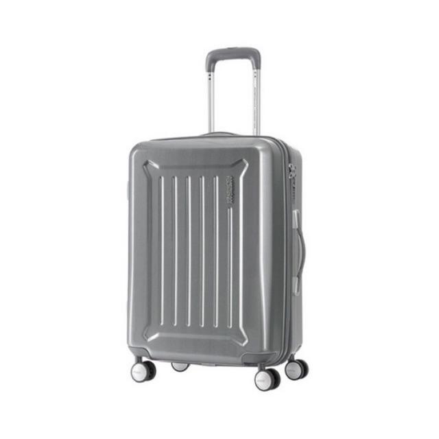 American Tourister กระเป๋าเดินทางรุ่น CRESTA SPINNER 65/24 TSA (24 นิ้ว) สี GREY CHECKS