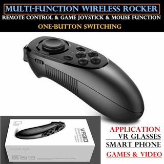 Wireless Bluetooth  Joystick Game Pad VR Glasses Remote Control Wireless Handle Compatible with Android Ios r30-&*&
