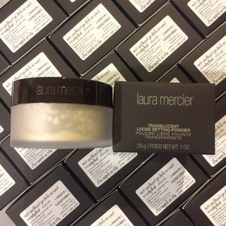 Laura Mercier Loose Setting Powder สี Translucent 29g. (แพ็คเกจใหม่)