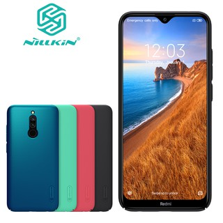 Review NILLKIN เคส Xiaomi Redmi 8 รุ่น Super Frosted Shield