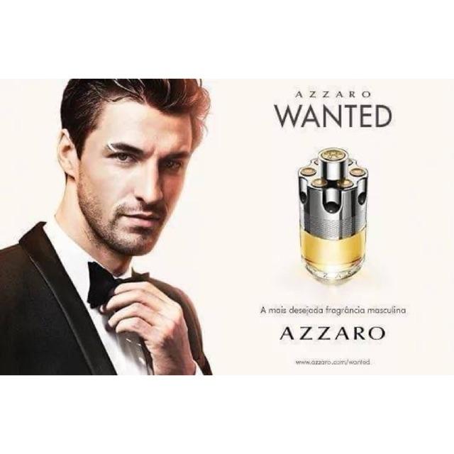 Azzaro Wanted EDT (ของแท้100%)