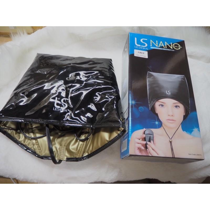 Lesasha  หมวกอบไอน้ำ พลังนาโน มือสอง สภาพดีมาก