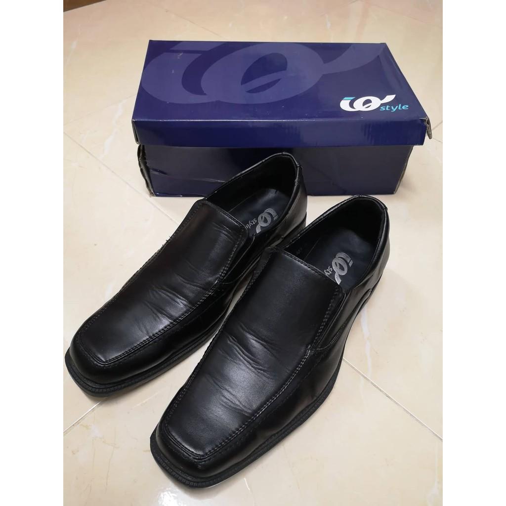 รองเท้าคัชชูผู้ชาย แบรนด์ IQ Style