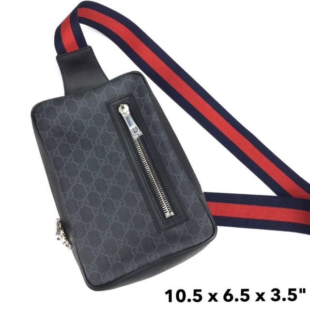 Gucci Belt Bag For Men กระเป๋าคาดอก