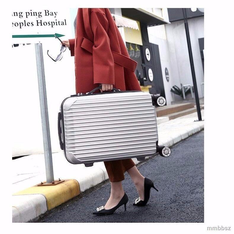 กระเป๋าเดินทางหนังขนาด 22 นิ้ว 20 24 รหัส 26 นิ้ว