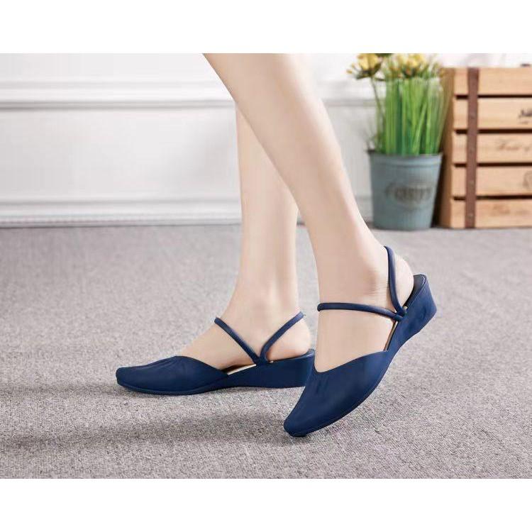 รองเท้าสตรีรองเท้าส้นสูงรองเท้าส้นสูง5.5รองเท้าส้นสูง2.5▩✕๑รองเท้า พร้อมส่ง!!! รองเท้าคัชชูแฟชั่น รุ่น TP69