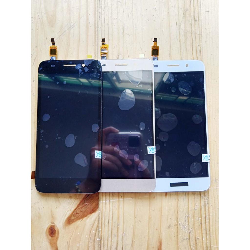 หน้าจอ Lcd หน้าจอสัมผัสสําหรับ Huawei Y3 2017 Cro L22 Huawei Y3 2017 Cro L22
