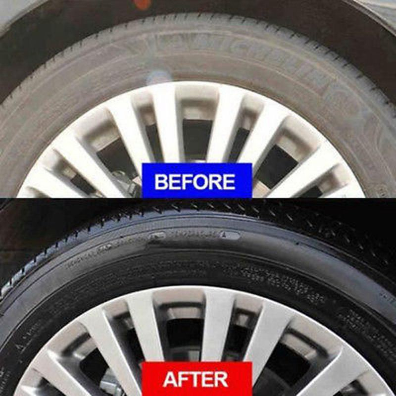 อุปกรณ์ทำความสะอาดล้อยางรถยนต์