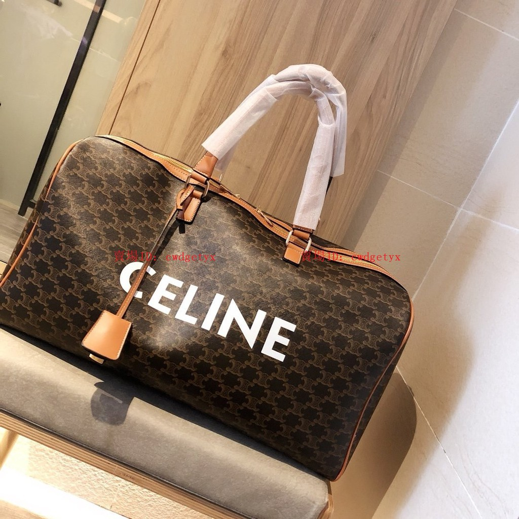 Celine กระเป๋าเดินทางสนามบินมาถึงเคาน์เตอร์ Celine กระเป๋าเดินทางสไตล์เดียวกันกระเป๋าถือกระเป๋าถือกระเป๋ากระเป๋ากระเป๋าส