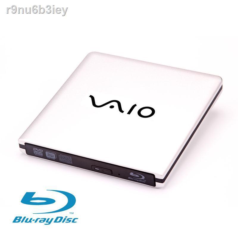 ❀❇✁Sony USB3.0 Mobile External Blu-ray Burning Optical Drive DVD Burner Notebook Desktop Computer Universal Support