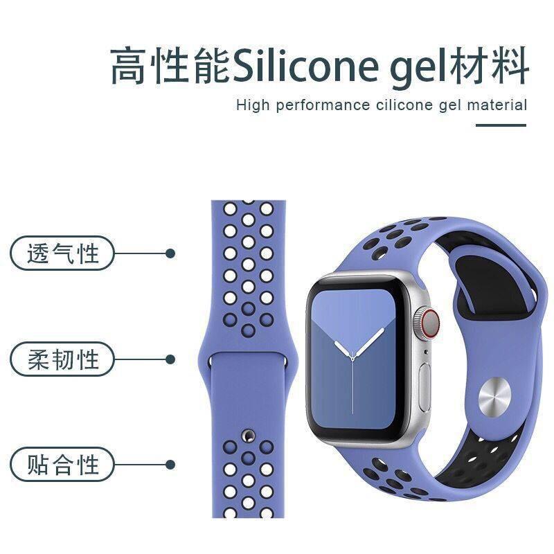 💥 สาย applewatch 🔥 สาย Applewatch ที่ใช้งานได้สายนาฬิกา iwatch iwatch6 / 5/4/3/2 รุ่น 6se สายนาฬิกา Apple