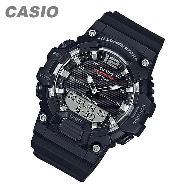 Casio นาฬิกาข้อมือ รุ่น HDC-700-1AVDF