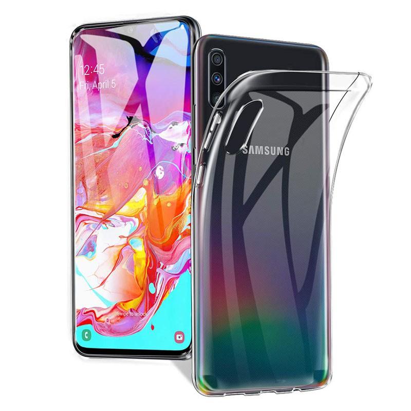 เคสโทรศัพท์ซิลิโคนแบบใสสํ case Samsung Galaxy J7 A3 A5 A7 2017 C5 C7 C8 C9 Pro J4 J6 Plus A6S A8S A20E