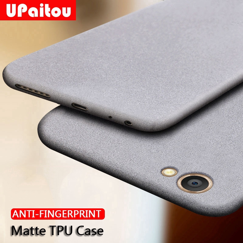 Case VIVO Y81 Y71 Y85 Y51 Y55S Y69 Anti Fingerprint Case Ultra Thin TPU Cover