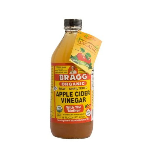 Bragg Apple Cider Vinegar 473ml ราคาโดนใจ