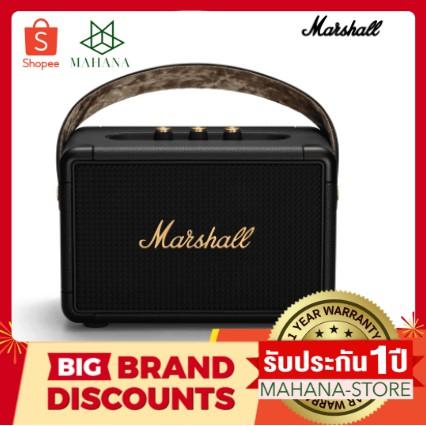 พร้อมส่ง Marshall Kilburn II Portable Bluetooth Speaker เครื่องนอก สินค้ารับประกัน 1 ปี แสกนคิวอาร์เข้าสู่เว็ปไซร์