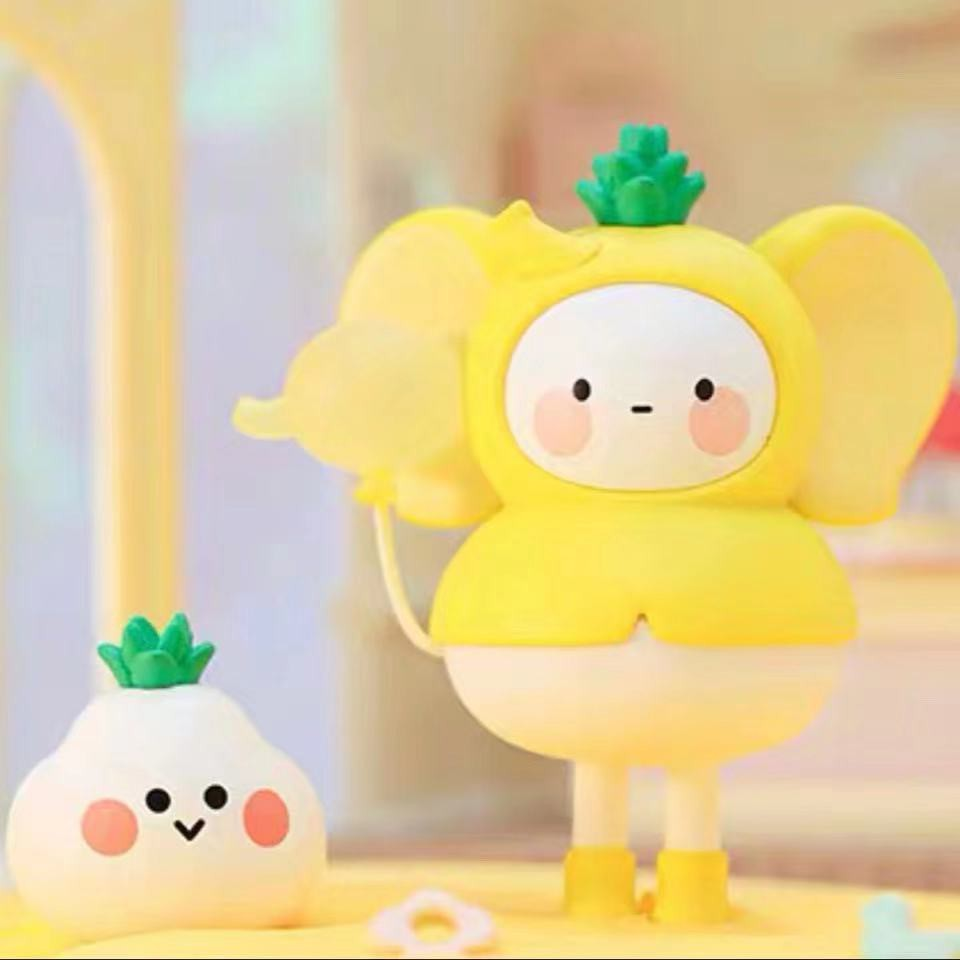 ⊕ↂToy Figure Balloon Blind-Box Garage-Kit Land-Toys Bobo Coco Doll Birthday-Gift Fashion