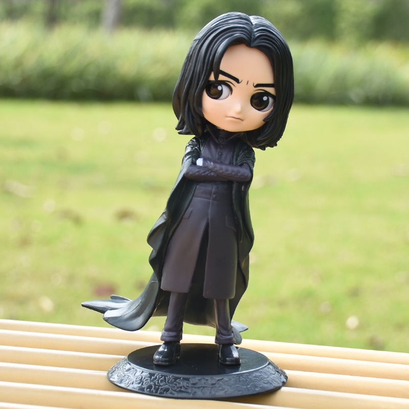 Orders Over499free Movie Harry Potterqversion Doll Professor Snep Peripheral Doll Cake Ornaments Hand Office Model Doll.