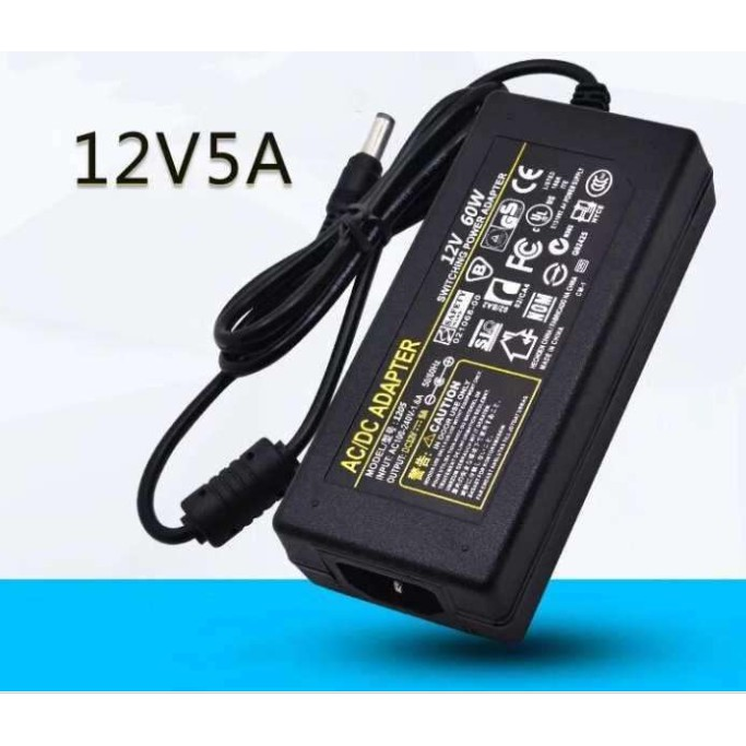 AC 220V To DC 12V 5A Balancer Charger Adapter Power Supply for Imax B5 B6 B8