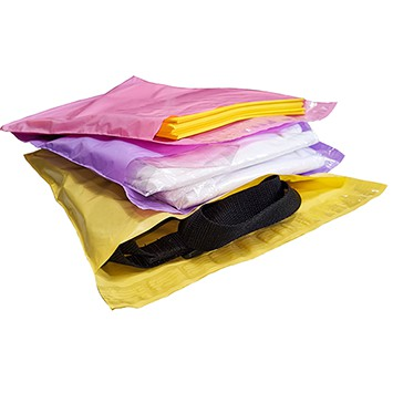 ซองไปรษณีย์ ?? สีพาสเทล เอาไว้ส่ง ไปรษณีย์ แบบ ซอง พลาสติก