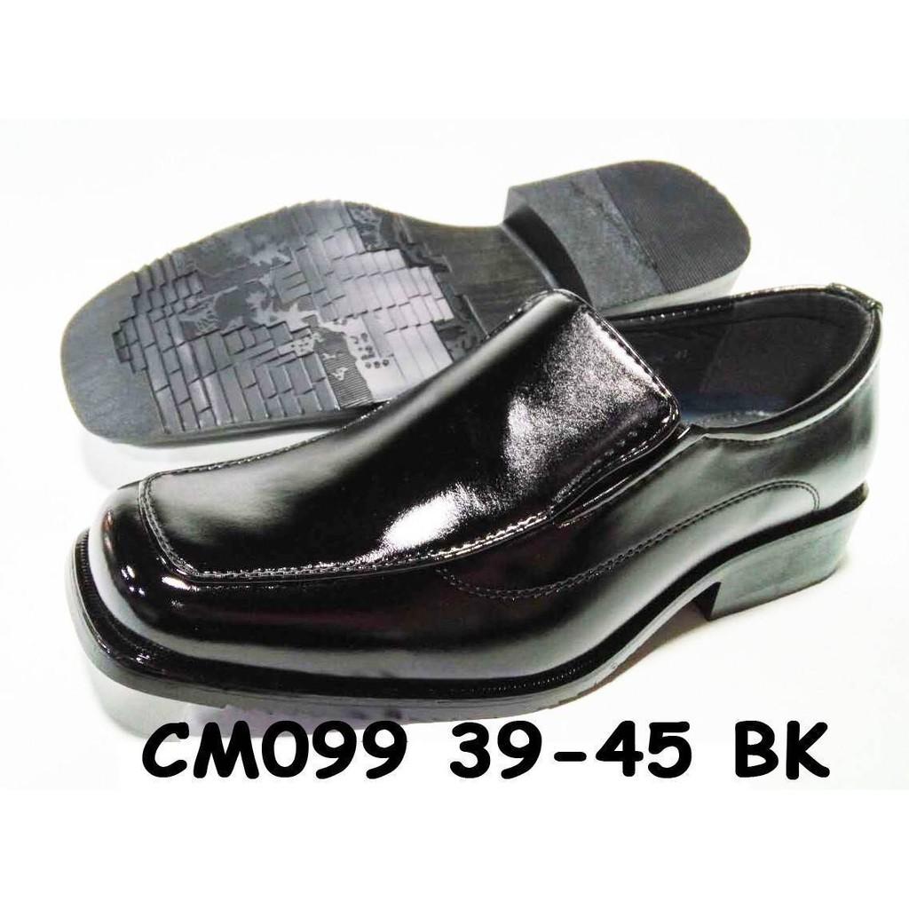 รองเท้าหนังคัชชู รุ่นCM009 ยี่ห้อcsb