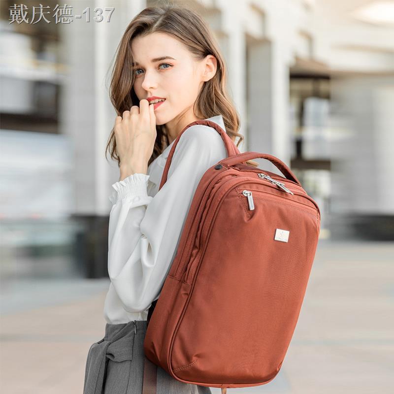 กระเป๋าเป้ Swiza Goddess ขนาด 14 นิ้ว กระเป๋าแล็ปท็อปแบบโดยสาร กระเป๋าเป้สะพายหลังขนาด 22 นิ้วชุดเดินทาง