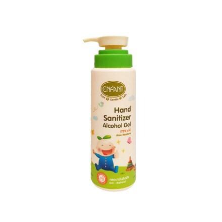 △อองฟองต์ แฮนด์ แซนิไทเซอร์ แอลกอฮอล์ เจล (เจลล้างมือเด็ก) - Enfant Hand Sanitizer Alcohol Gel