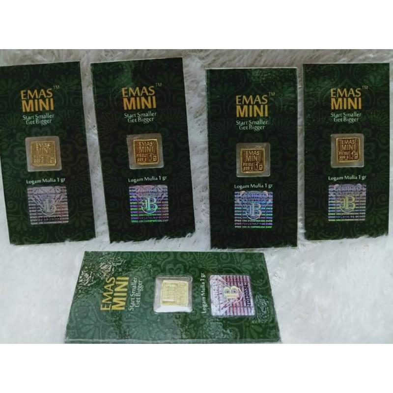 มินิทอง 1 กรัม / ราคาถูกโลหะ / ราคาถูกมด / ราคาถูก / ทองบริสุทธิ์ Lm