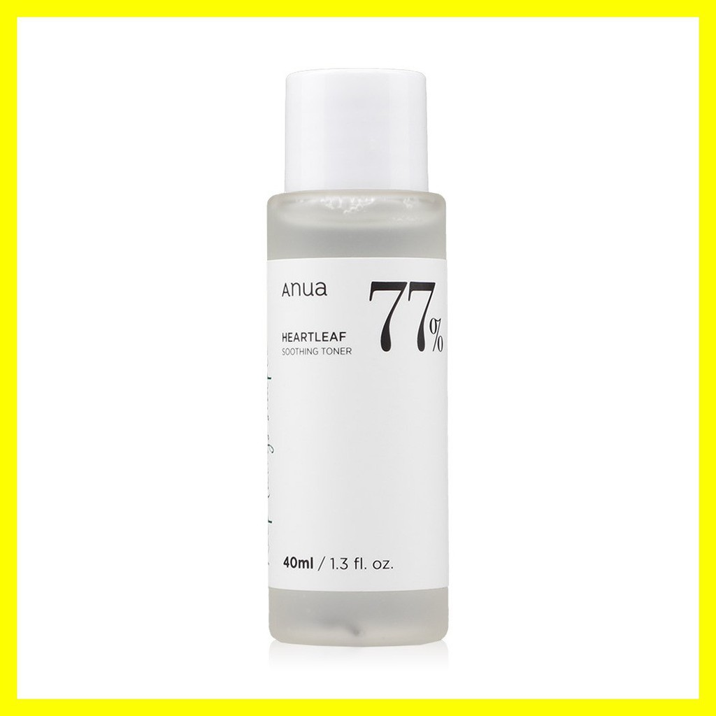 ▬❈ANUA Heartleaf 77% Soothing Toner 40ml.