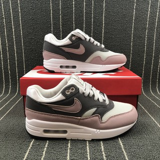 c3e9c469b67 Nike รองเท้าผ้าใบAir Max 1 87 small air cushion retro running shoes  319986-032