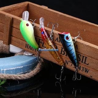 New Fishing Lures Set Lure Baits Tackle Fishes Hooks Wobblers Casting Trolling